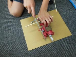 車軸の製作